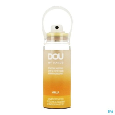 Dou My Hands Handspray Reinigend Vanilla 50ml