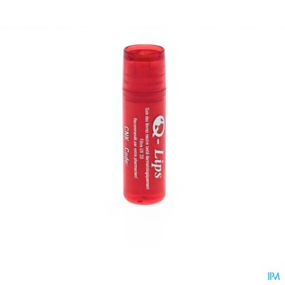Q-lips Lipstick Uv20 4,8g