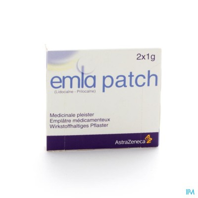Emla Patches 2