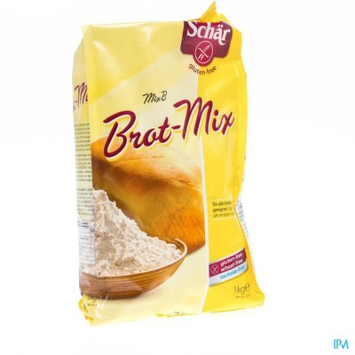Schar Bloem Mix B Brood 1000g 6572