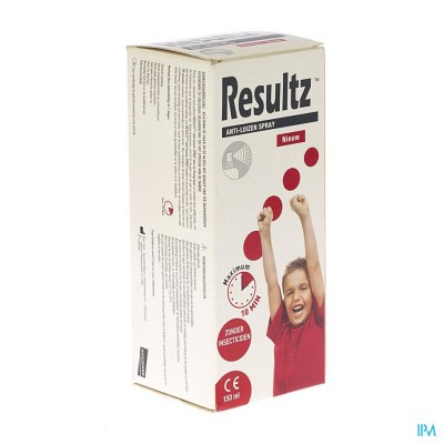 Resultz antiluis spray 150ML