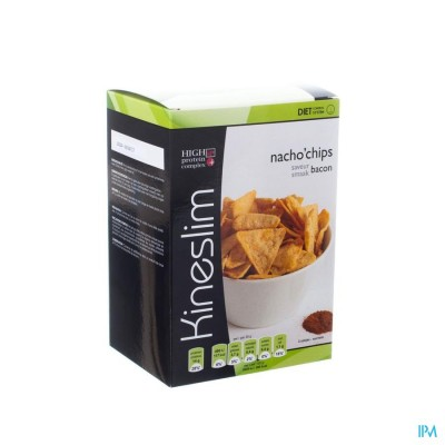 Kineslim Nacho Chips Bacon 2