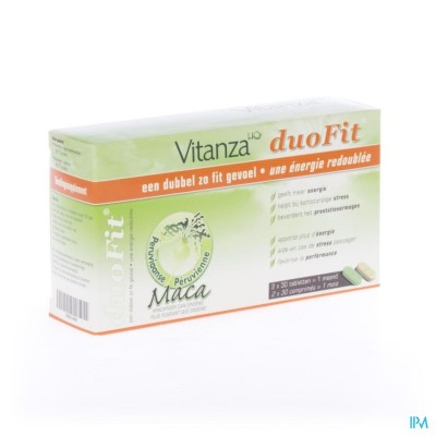 Vitanza Hq Duo Fit Blister Tabl 2x30