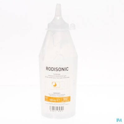 Rodisonic Gel Ultrasound 500ml