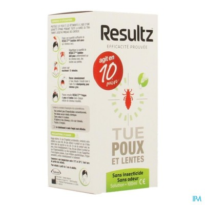 Resultz antiluis lotion 100ML
