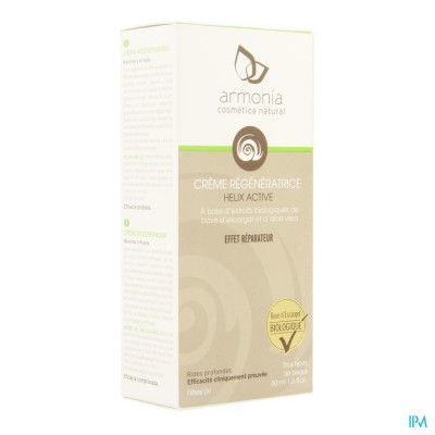 Armonia Naturel Slakkencreme 50g