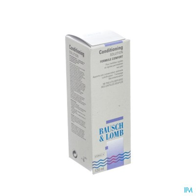 Bausch Lomb Conditioning Solution 120ml